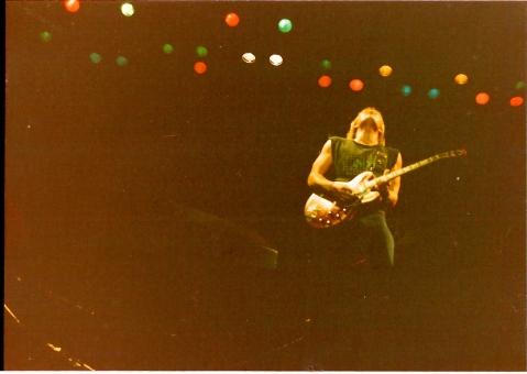Alvin Lee Israel 1985
