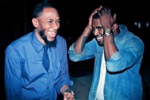 Kanye & Mos