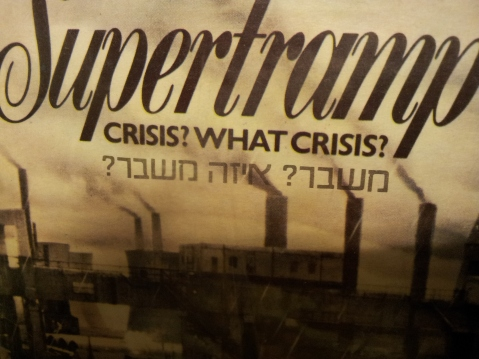 ?Crisis? What Crisis