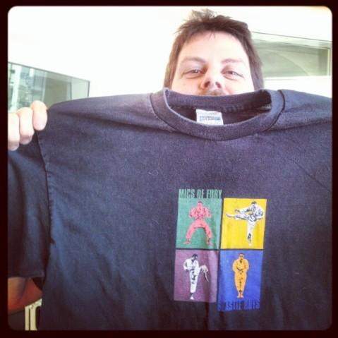 Beastie Boys 1995 Tour T-Shirt