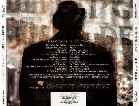 BIGGIE 1997